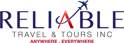 Reliable Travel & Tours Inc.